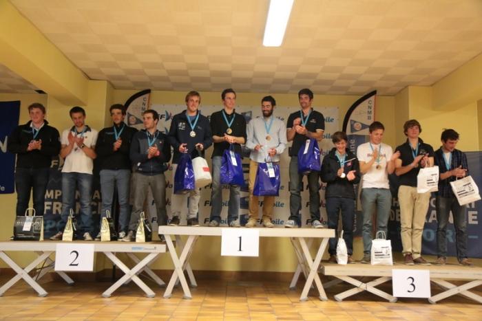 Championnat de France Espoirs Match Racing 2013