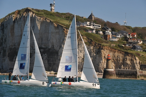 Le Championnat de France Promotion Match Racing Open est officiellement lanc� !