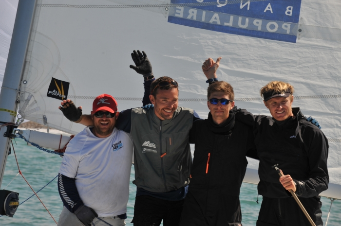 Clap de fin sur le Championnat de France Promotion Match Racing Open