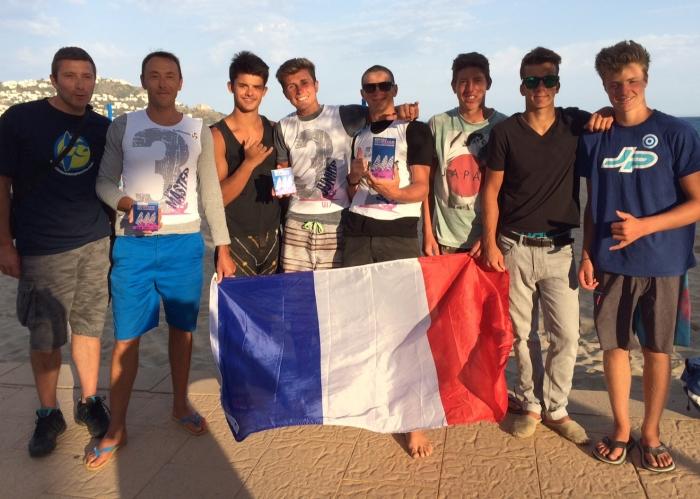 Mondial Funboard jeunes 2014