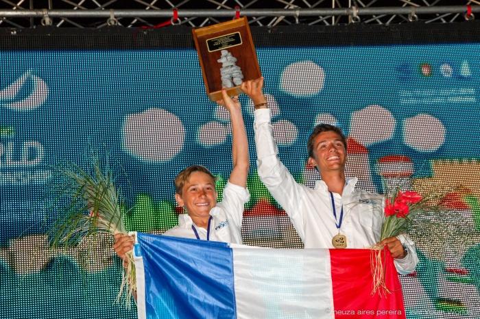 Mondial ISAF Jeunes 2014