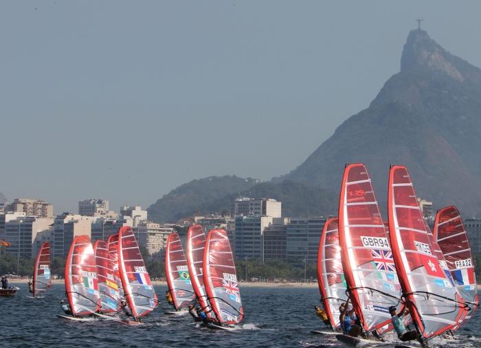 Voile Olympique : en route pour les Championnats du Monde ISAF � Santander !