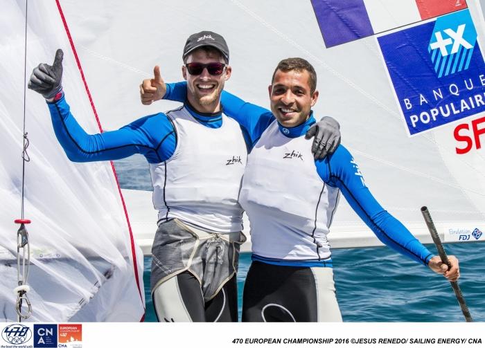 2016 PALMA CHAMPIONNAT D'EUROPE 470