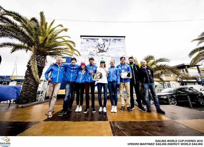SWC Hyères 2016