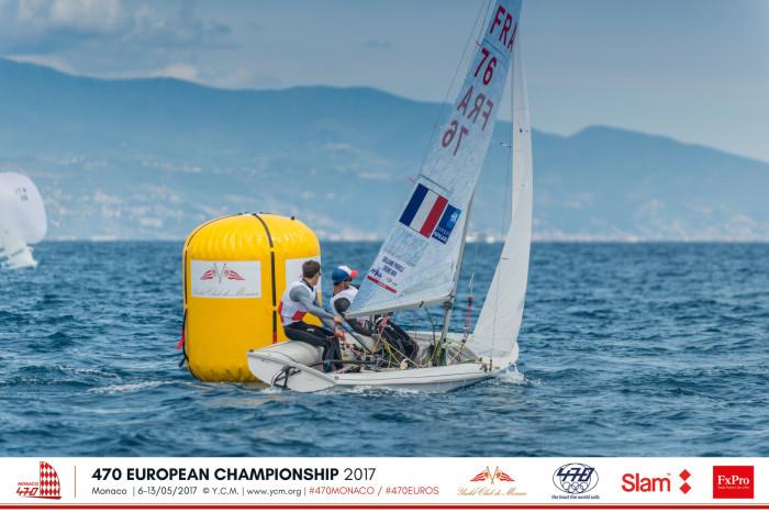 2017 Championnats d'Europe 470