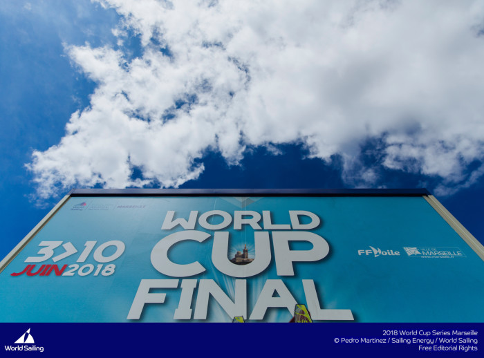 WORLD CUP SERIES FINAL MARSEILLE 2018