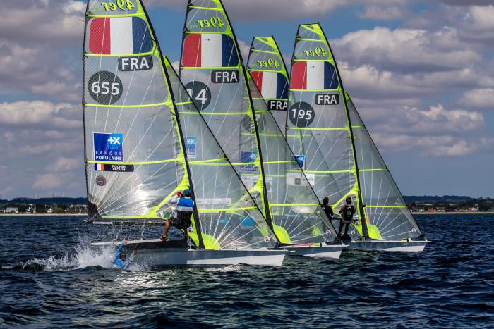 Championnats du monde - Aarhus 2018