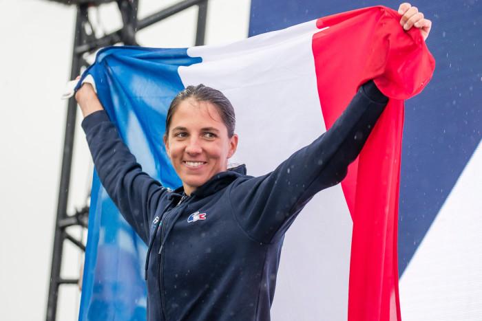 Equipe de France 2021 - Charline Picon