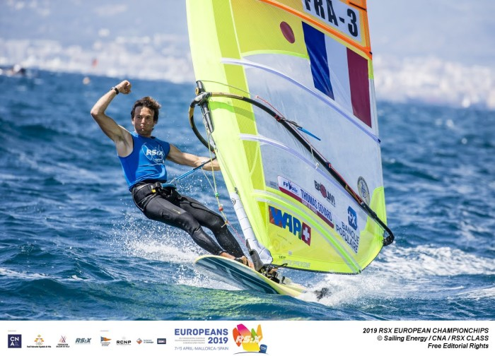 Championnat Europe RS:X Palma 2019