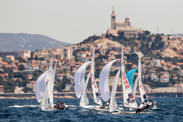 Hempel World Cup Series Marseille 2019