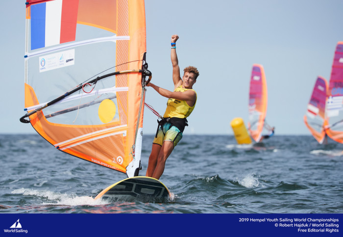 Youth World Sailing Championships 2019 - France
