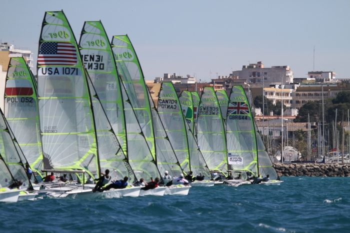 Isaf World Cup Palma 2011