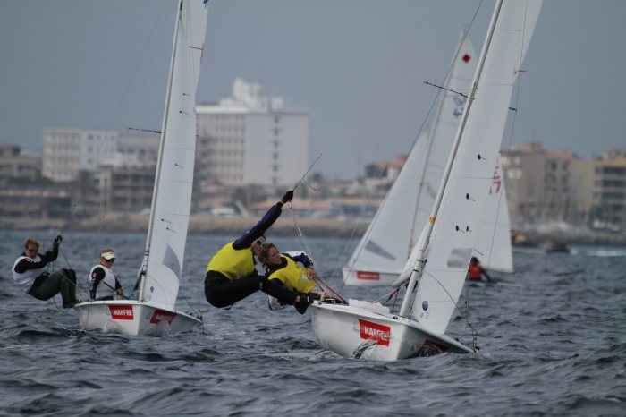 Isaf World Cup Palma 2012