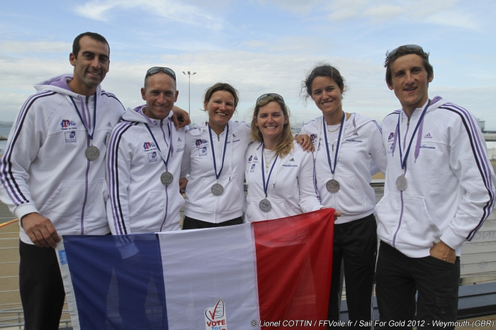 IWC Sail For Gold 2012