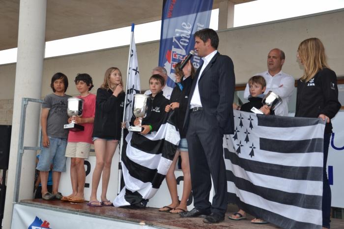 Coupe de France en Course par équipe Minimes