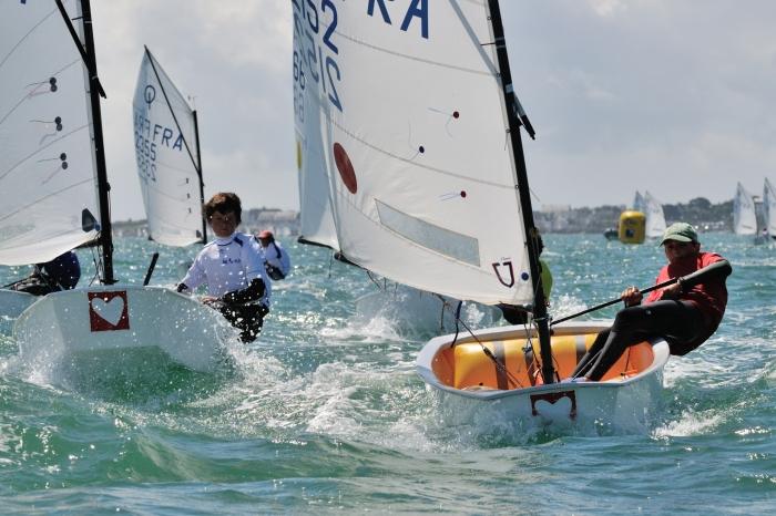 Championnat de France Minimes 2012