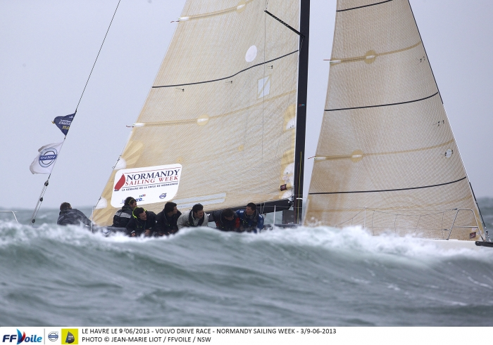Normandy Sailing Week - Dispositif France Jeunes