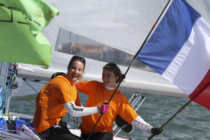 2013 World 470 jeune La Rochelle