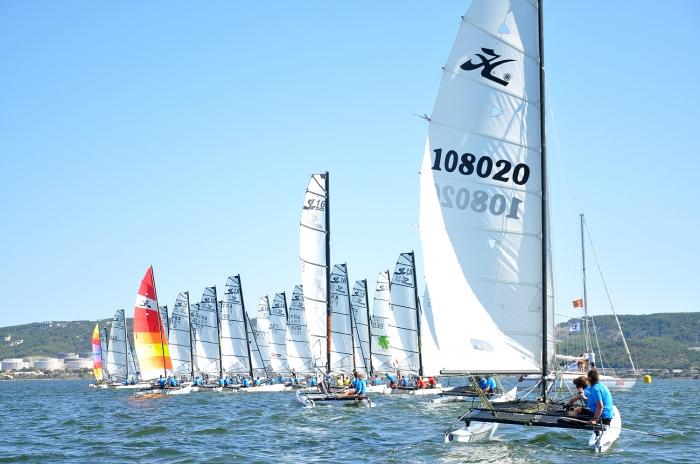 Rendez-vous � Martigues pour le Championnat de France Espoirs Glisse