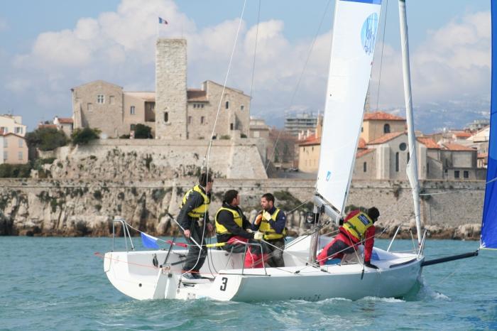 Rendez-vous demain � Antibes pour le Championnat de France Match Racing Open !