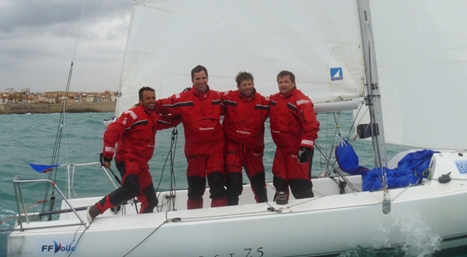 CF Promotion Match Racing Open 2013