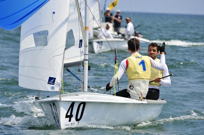 Championnat d'Europe de 470 2013