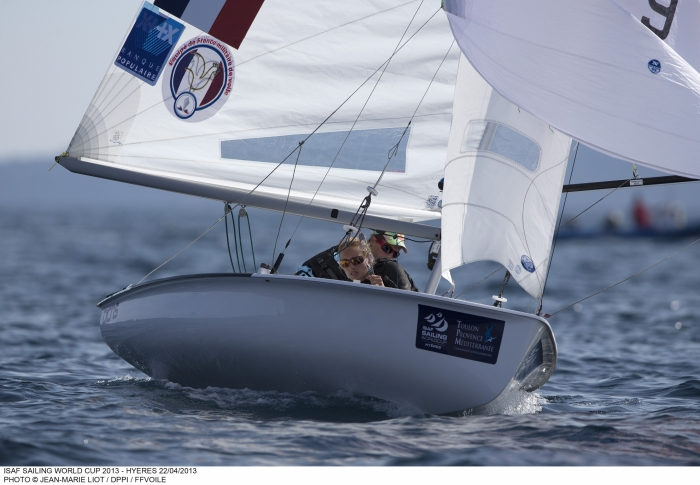 Sailing World Cup - Hyeres 2013