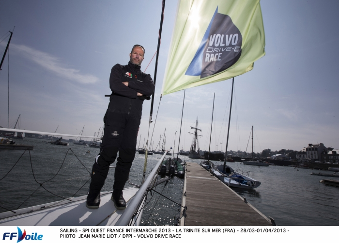 Volvo DRIVE-E Race 2013 - Les portraits