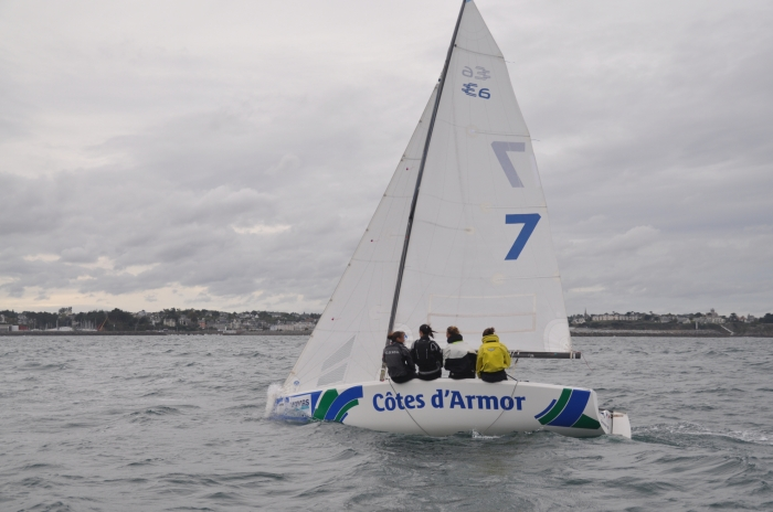 Ouverture du Championnat de France Promotion Match Racing F�minin