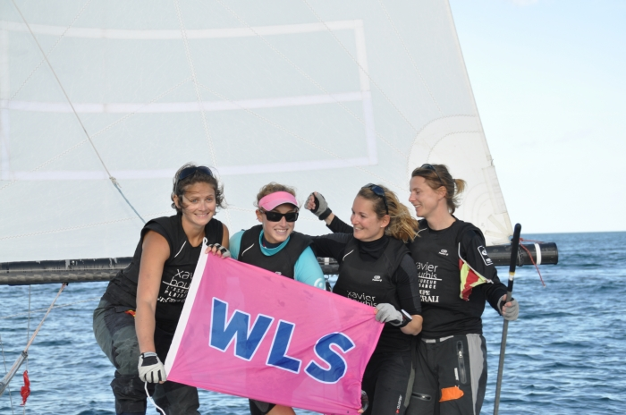 CF Promotion Match Racing Féminin 2014
