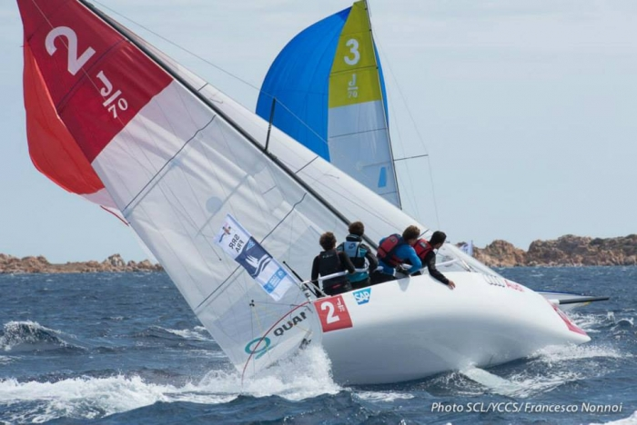 Sailing Champions League 2015