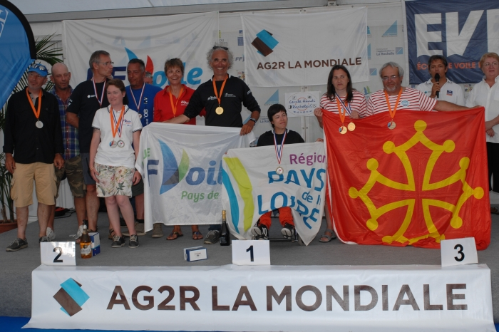 Championnat de France Handivalide  2015