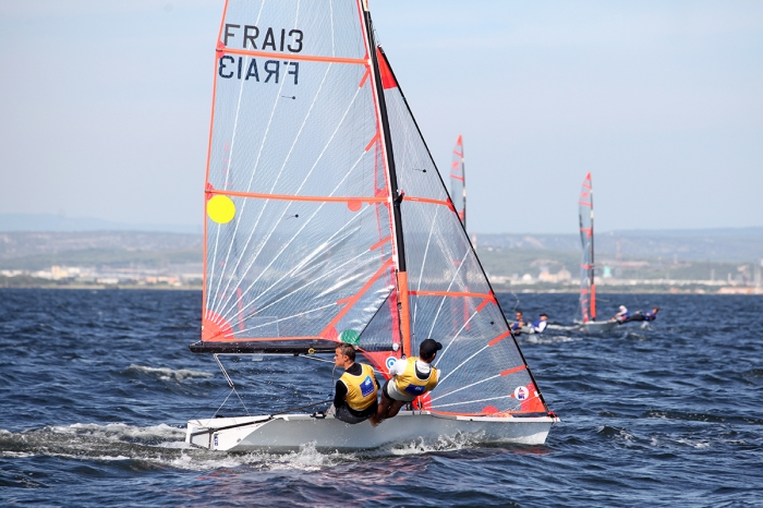 Photo : Norbert Vielfaure / FFVoile