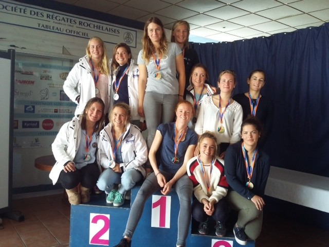 CF Match Racing Féminin 2016