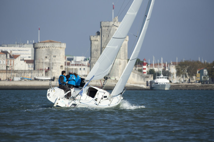 LNVoile 2018 - Etape 2 à La Rochelle