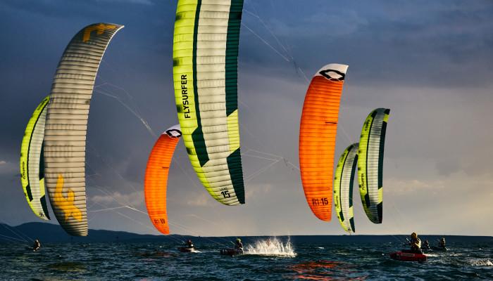 Championnat du monde de KiteFoil 2021 -Torre Gra
