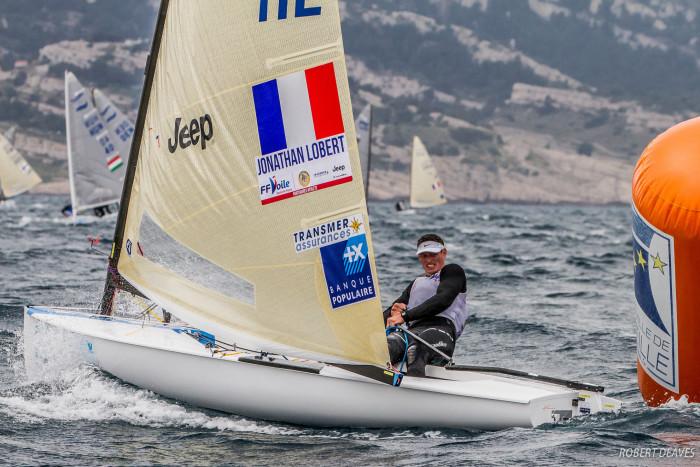 2017 CHAMPIONNAT D'EUROPE FINN