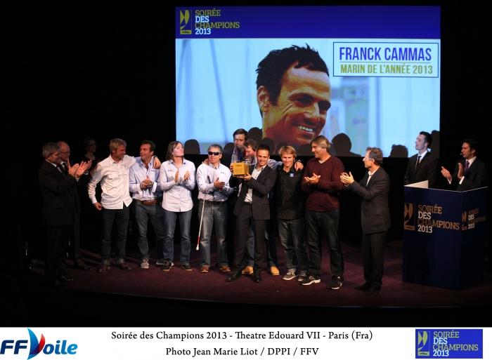 Soirée des Champions 2013