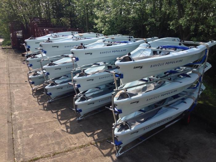 La Flotte Collective à Aix-Les-Bains