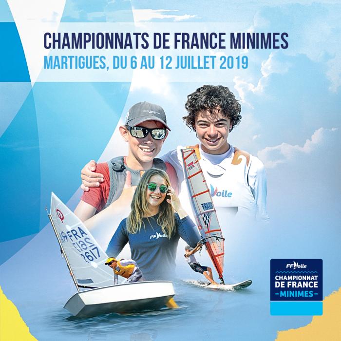 Championnat de France Minimes 2019