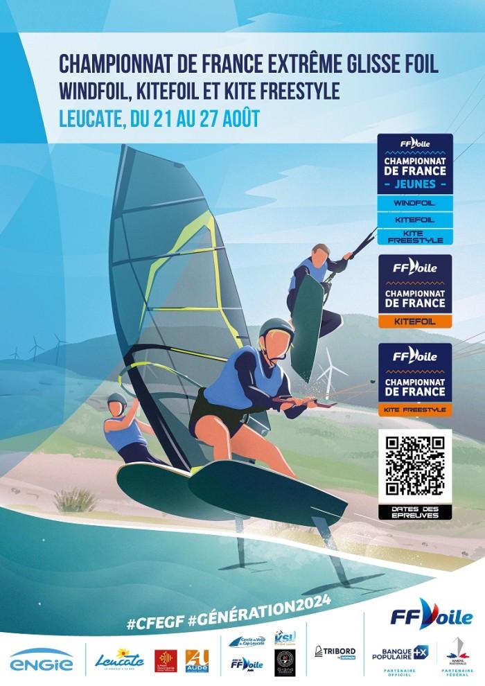 Championnat de France Extrême Glisse Foil 2021