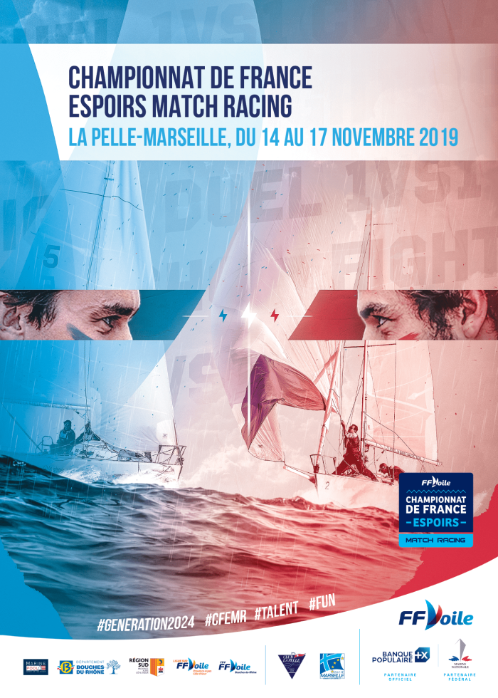 Championnat de France Espoirs Match-Racing 2019
