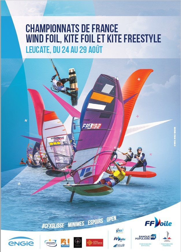 Chpt France Windfoil / Kitefoil / KiteFreeStyle