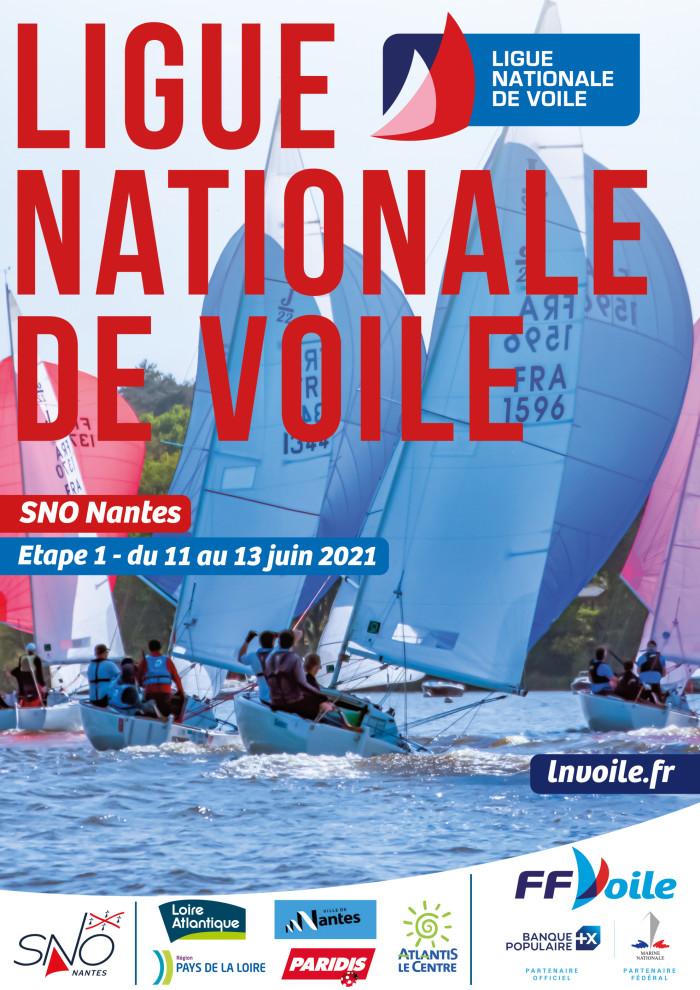 LNVoile 2021 - Etape 1 à Nantes