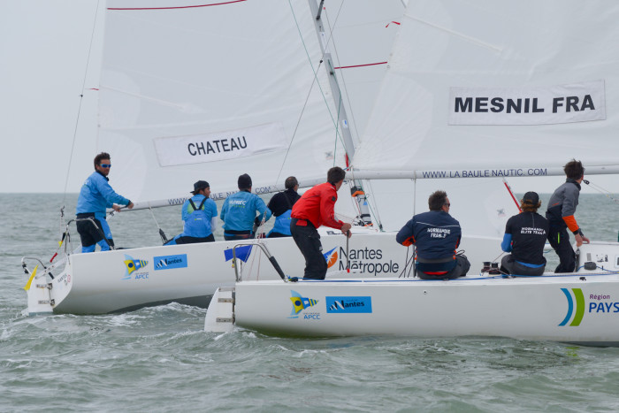 Championnat de France de Match-Racing Open 2019