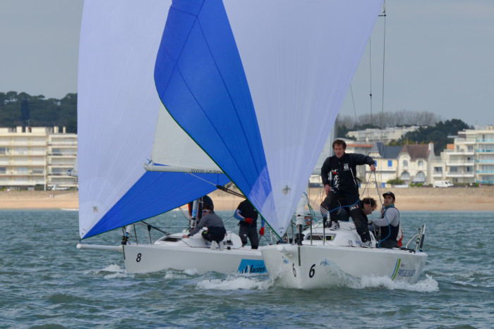 Championnat de France de Match-Racing Open 2019