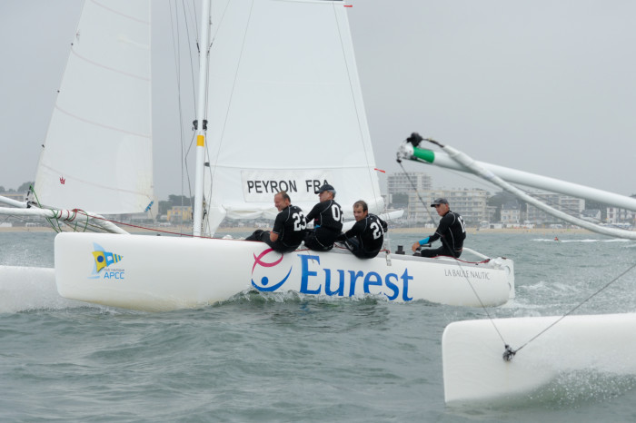 Internationaux de France Match Racing 2016