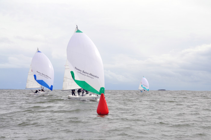 Championnat de France Match Racing Open 2017