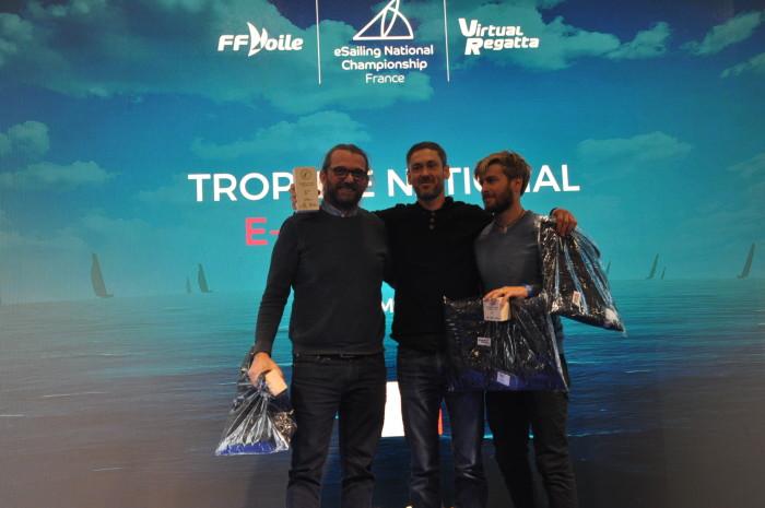 Finale du Trophée National eSailing 2019