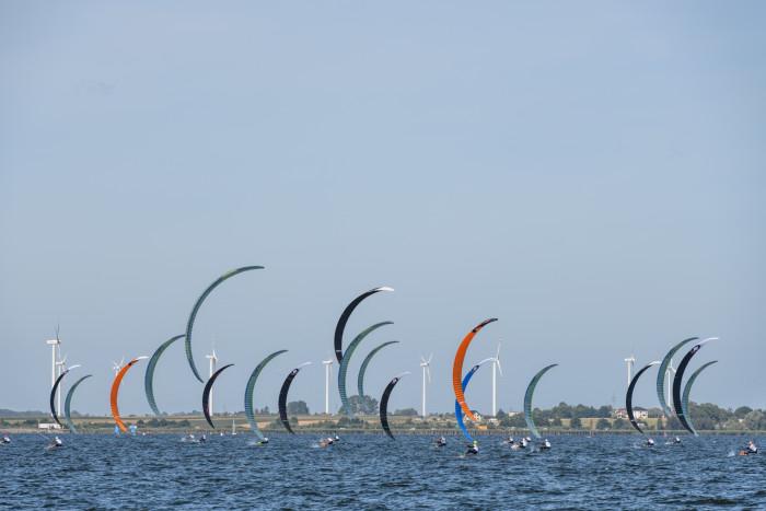 Championnat d'Europe de Formula kite 2020